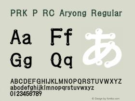 PRK P RC Aryong
