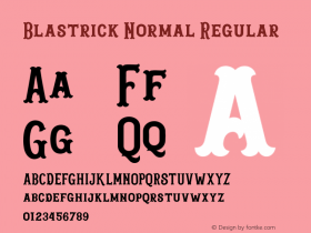 Blastrick Normal