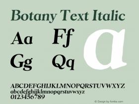 Botany Text