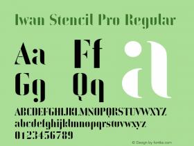 Iwan Stencil Pro