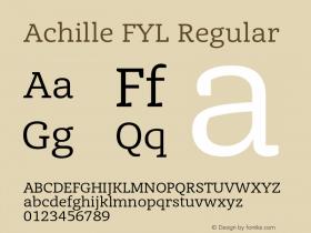 Achille FYL