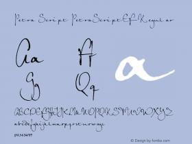 Petra Script