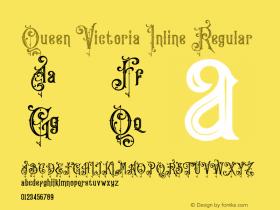 Queen Victoria Inline