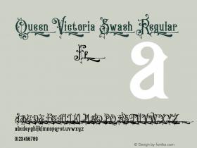 Queen Victoria Swash