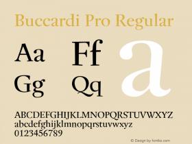 Buccardi Pro