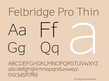 Felbridge Pro