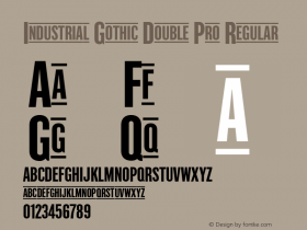Industrial Gothic Double Pro