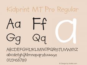 Kidprint MT Pro