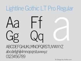 Lightline Gothic LT Pro
