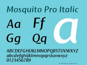 Mosquito Pro