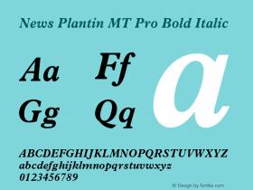 News Plantin MT Pro