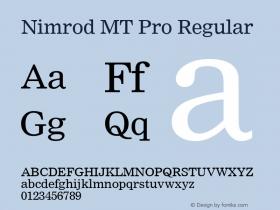 Nimrod MT Pro