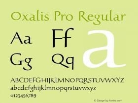 Oxalis Pro