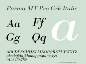 Parma MT Pro Grk