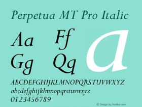 Perpetua MT Pro
