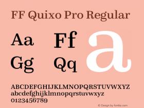FF Quixo Pro