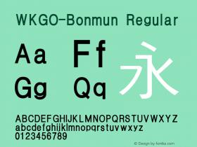 WKGO-Bonmun
