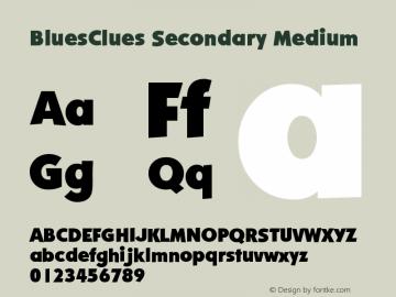 BluesClues Secondary