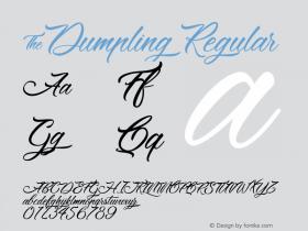 &Dumpling