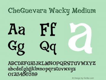 CheGuevara Wacky