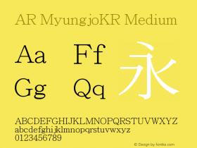 AR MyungjoKR