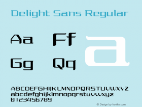 Delight Sans