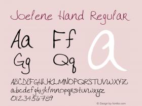Joelene Hand