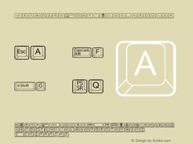 KeyboardFont_Plus