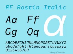 RF Rostin