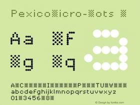 PexicoMicro-Dots