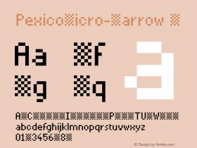 PexicoMicro-Narrow