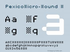 PexicoMicro-Round