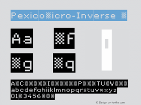 PexicoMicro-Inverse