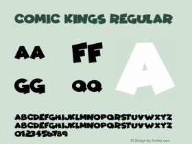 Comic Kings