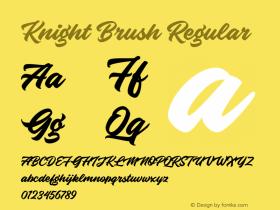 Knight Brush