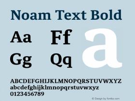 Noam Text