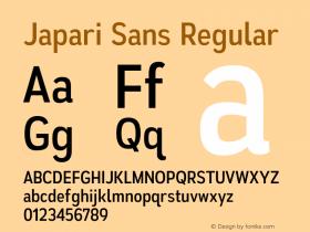 Japari Sans