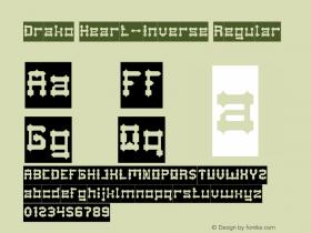 Drako Heart-Inverse