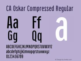 CA Oskar Compressed
