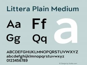 Littera Plain