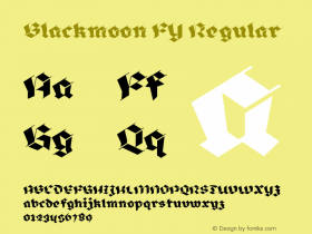 Blackmoon FY