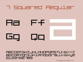 7 Squared