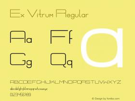 Ex Vitrum