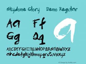 Skydome Glory - Demo
