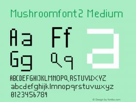 Mushroomfont2