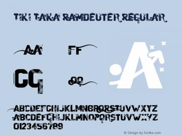 Tiki Taka Ramdeuter