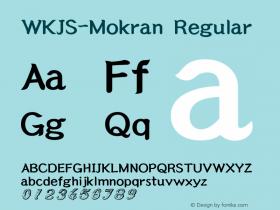 WKJS-Mokran
