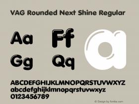 VAG Rounded Next Shine