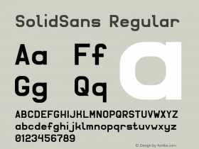 SolidSans