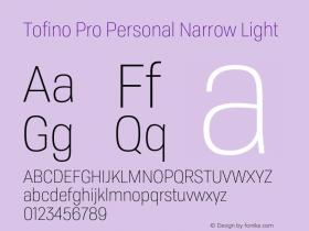 Tofino Pro Personal Narrow